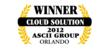 Datto Inc.s SIRIS Wins Best Cloud Solution Award at the ASCII...